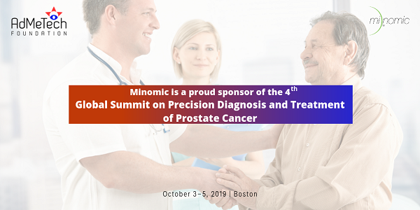 Join us for the 4th global summit on precision diagnosis and treatment of prostate cancer
